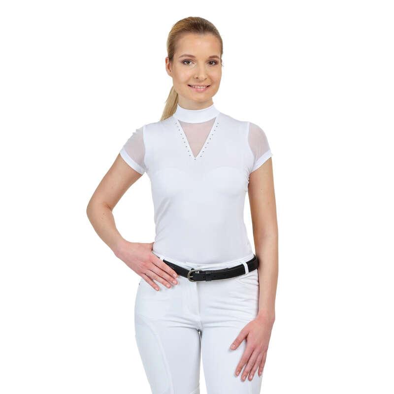 Versenyruházat Lovaglás - Versenying ad mesh elegance EQUESTRIAN COLLEGE - Lovas ajánlatok