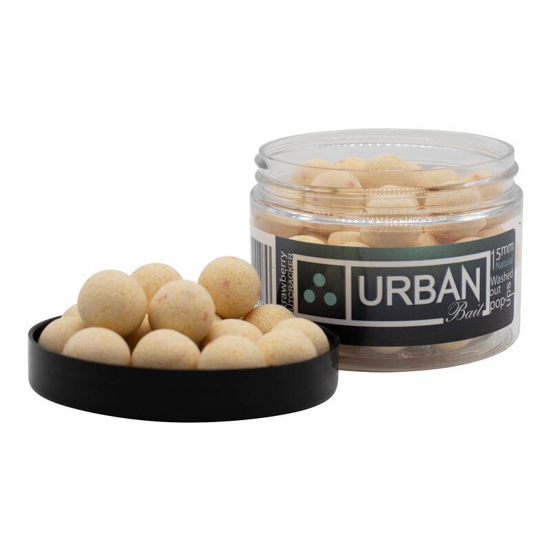 URBAN BAIT NUTCRACKER 15MM POP UPS NATURAL