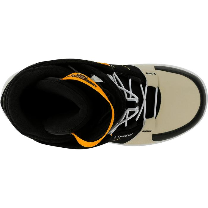 Boots snowboard enfant BOOGEY 300 Youth noire