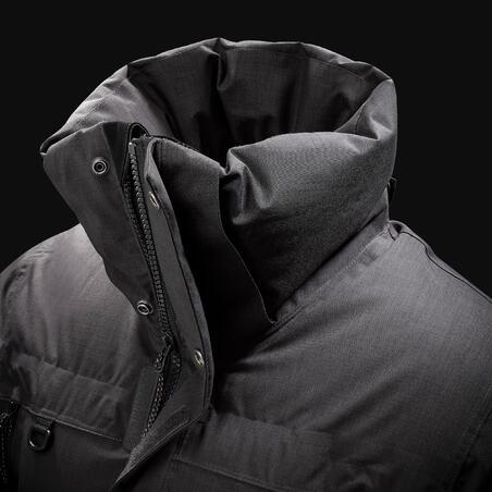 Men's Arctic Trekking Parka 100 - Black