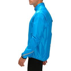 Regenjasje fiets heren 300 blauw - 202654