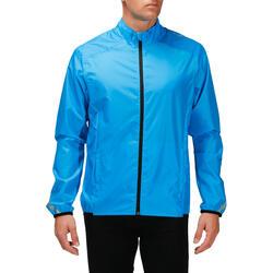 Regenjasje fiets heren 300 blauw - 202657