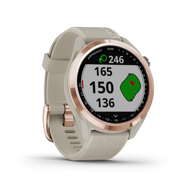 MONTRE GOLF APPROACH S42 ROSE/OR