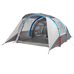Kampeertent Air Seconds family 5.2 XL | 5 personen grijs