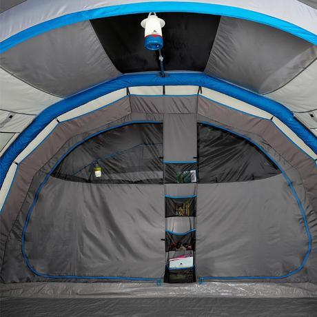tente quechua gonflable my second home les tentes. Black Bedroom Furniture Sets. Home Design Ideas