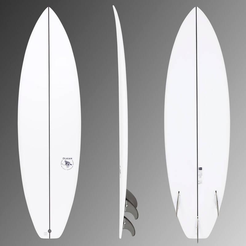 SURFOVACÍ PRKNO ZKUŠENÍ Surfing a bodyboard - SHORTBOARD 900 6'1