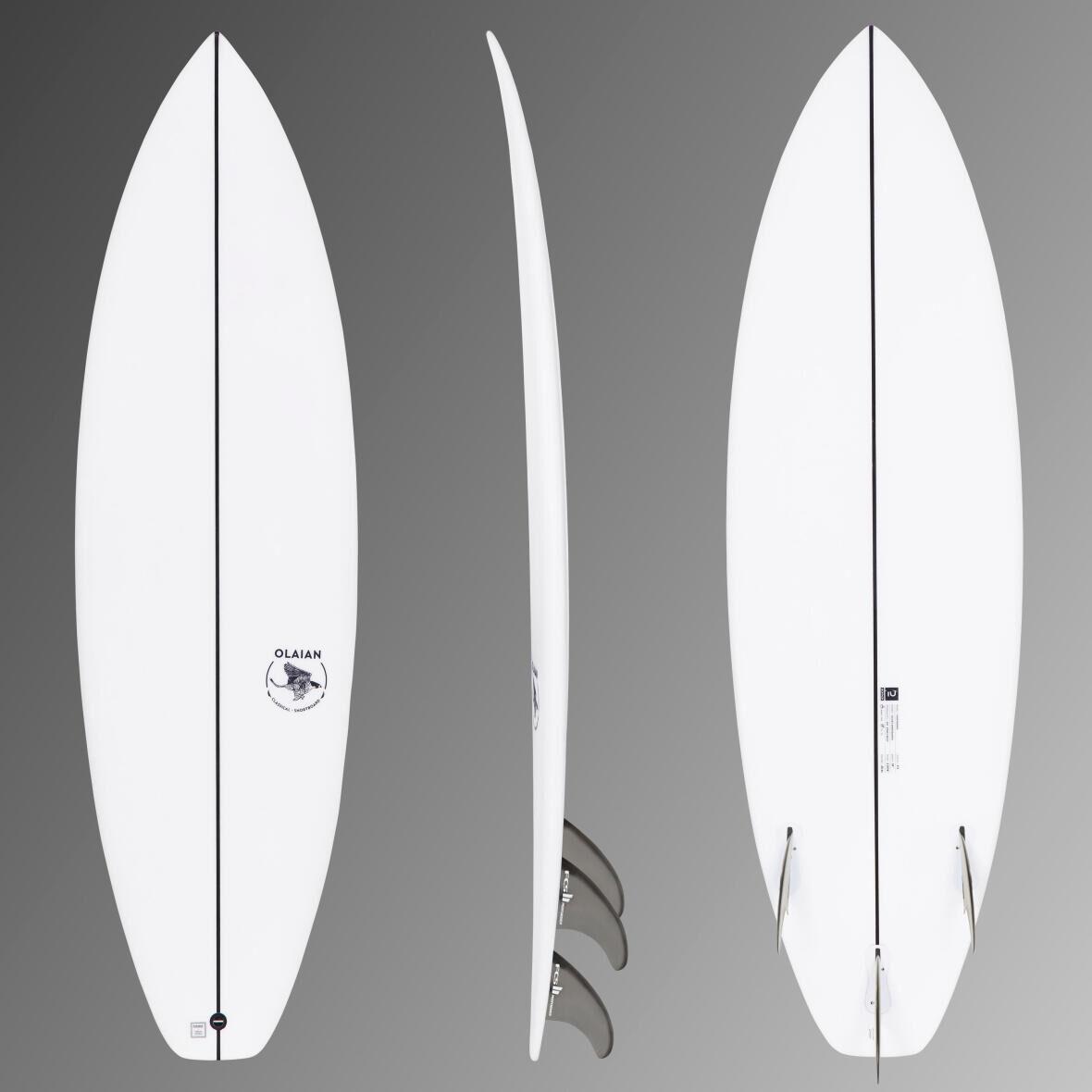 Kan je beginnen surfen op een shortboard?