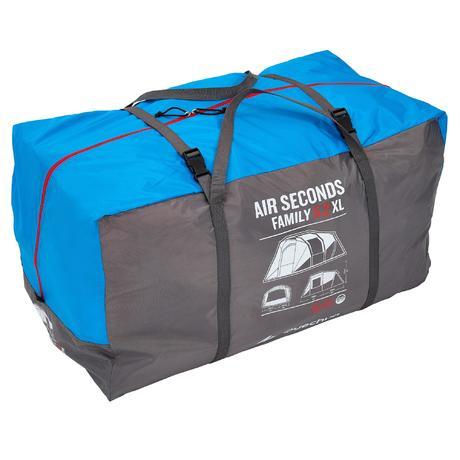 Tente de camping familiale air seconds 5 2 xl 5 - Tente 4 places 2 chambres seconds family 4 2 xl quechua ...