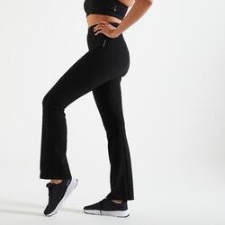 Legging bas droit Fitness