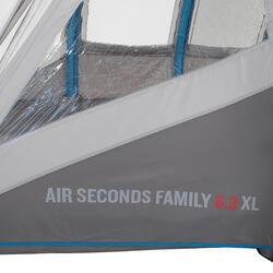 Kampeertent Air seconds family 6.3xl   6 personen grijs - 202731