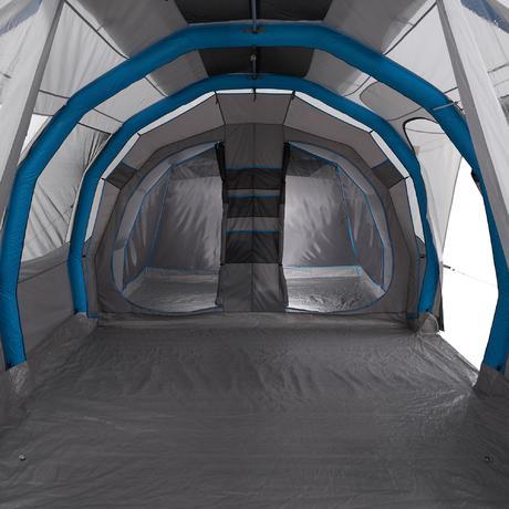 aufblasbares zelt air seconds family 6 3 xl f r 6 personen. Black Bedroom Furniture Sets. Home Design Ideas