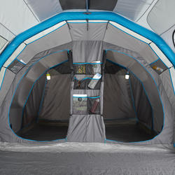 Kampeertent Air seconds family 6.3xl   6 personen grijs - 202735