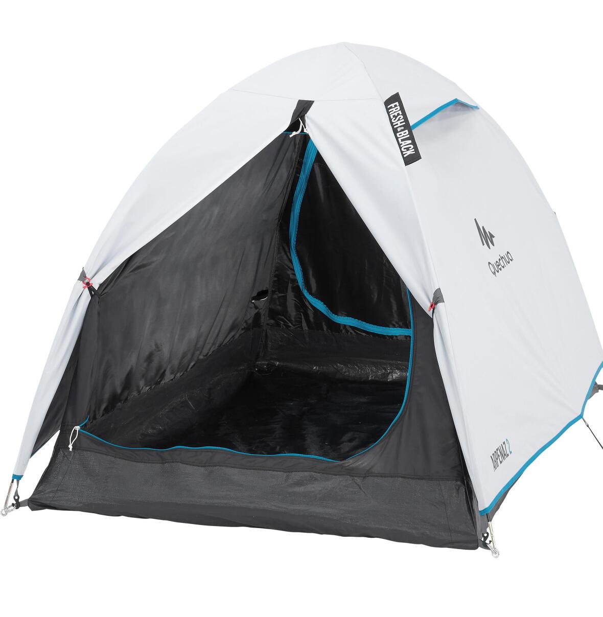 repair-pole-tent-arpenaz-2-person-fresh-and-black-quechua-broken