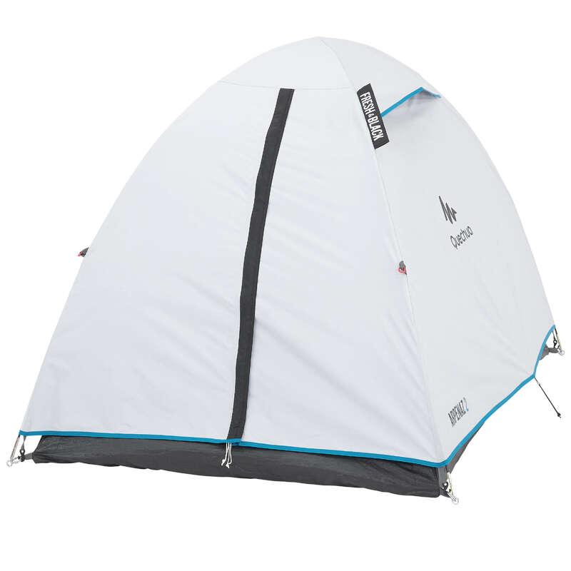 PIESE SEPARATE CORTURI SECOND Drumetie, Trekking - Supratentă cort ARPENAZ 2 FB  QUECHUA - Camping