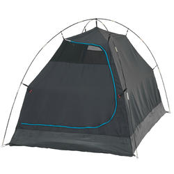 ARPENAZ 2 FRESH&BLACK | 2 person camping tent white