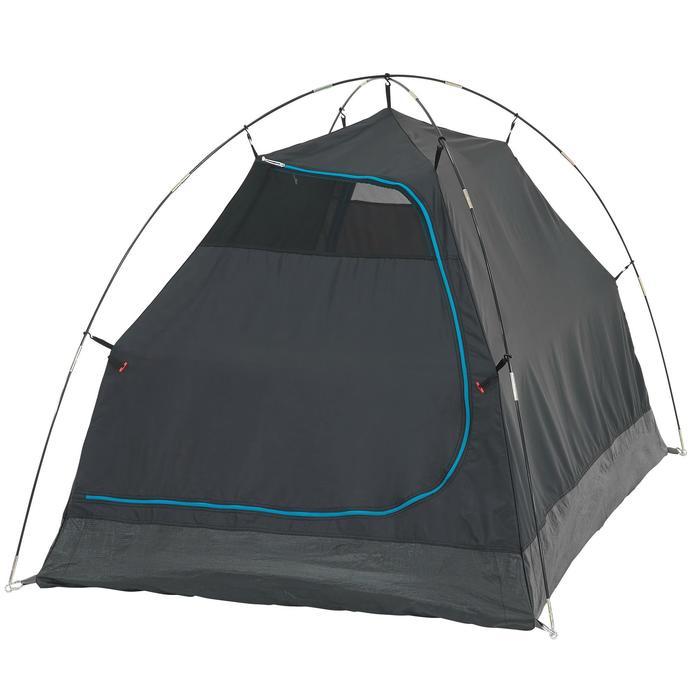 Tente de camping ARPENAZ 2 FRESH&BLACK | 2 personnes blanche - 202775