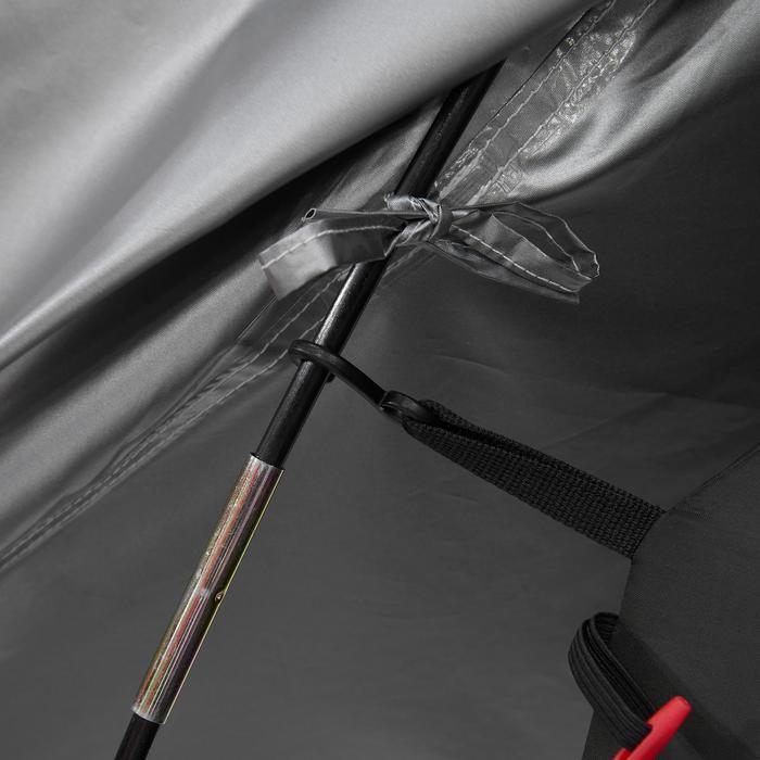 Tente de camping ARPENAZ 2 FRESH&BLACK | 2 personnes blanche - 202782