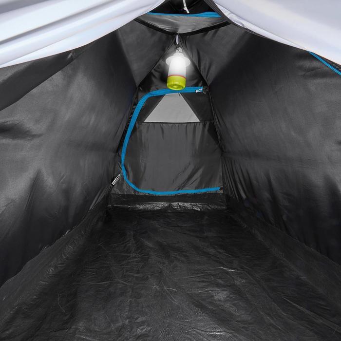 Campingzelt Arpenaz 2 Fresh&Black für 2 Personen weiß