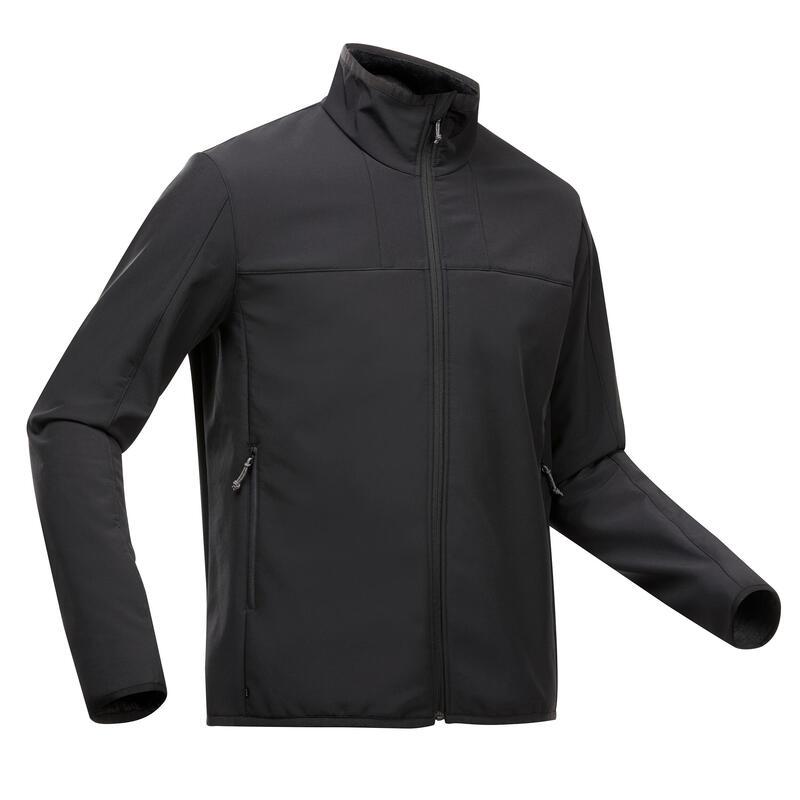 Erkek Softshell Mont - Siyah - MT100 WINDWARM