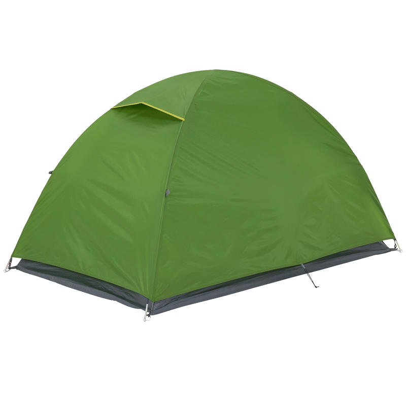 Lều cắm trại Arpenaz cho 2 người - Xanh lá