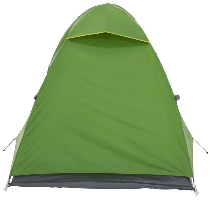 Tente de camping ARPENAZ | 2 personnes verte - 202792