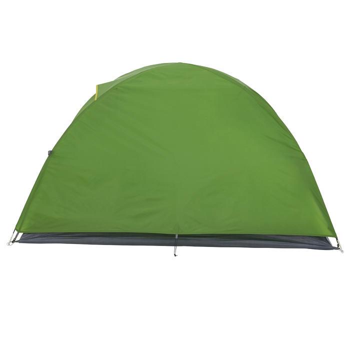 Tente de camping ARPENAZ | 2 personnes verte - 202793