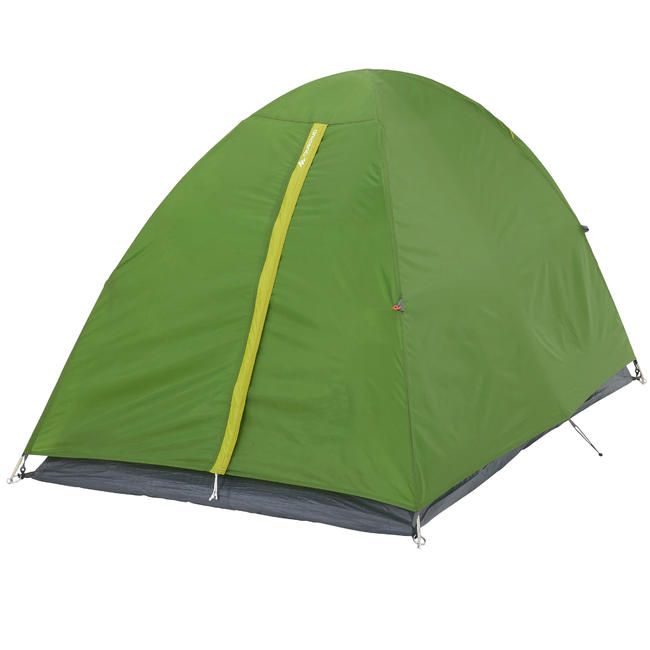 Camping tent 2 person - Green