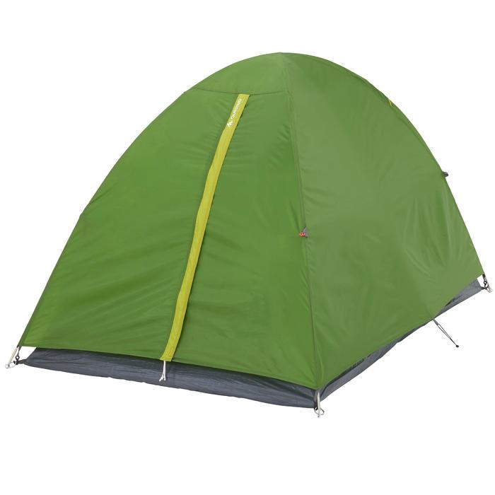 Tente de camping ARPENAZ | 2 personnes verte - 202794