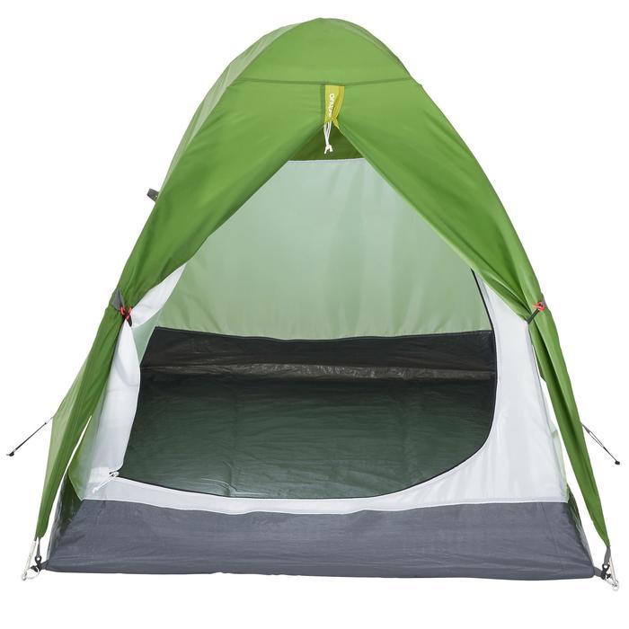 Tente de camping ARPENAZ | 2 personnes verte - 202796