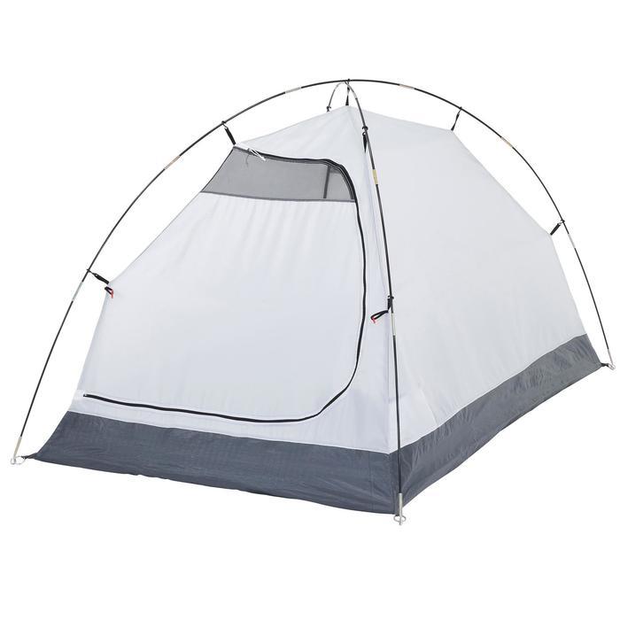 Tente de camping ARPENAZ | 2 personnes verte - 202797