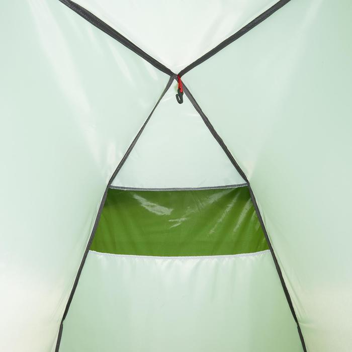 Tente de camping ARPENAZ | 2 personnes verte - 202798