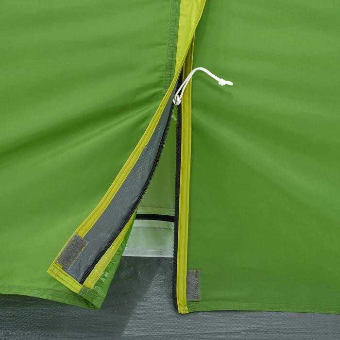 Tente de camping ARPENAZ | 2 personnes verte - 202799