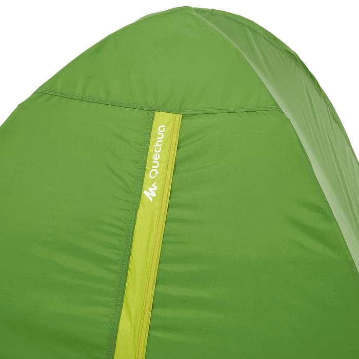 Tente de camping ARPENAZ | 2 personnes verte - 202802