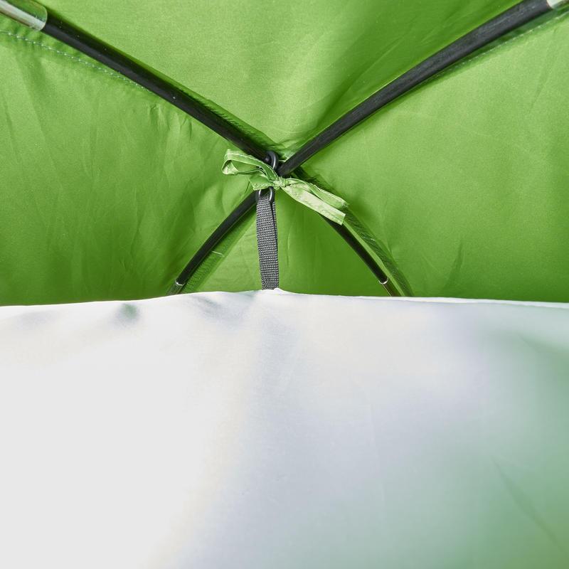 Carpa ARPENAZ 2 personas verde