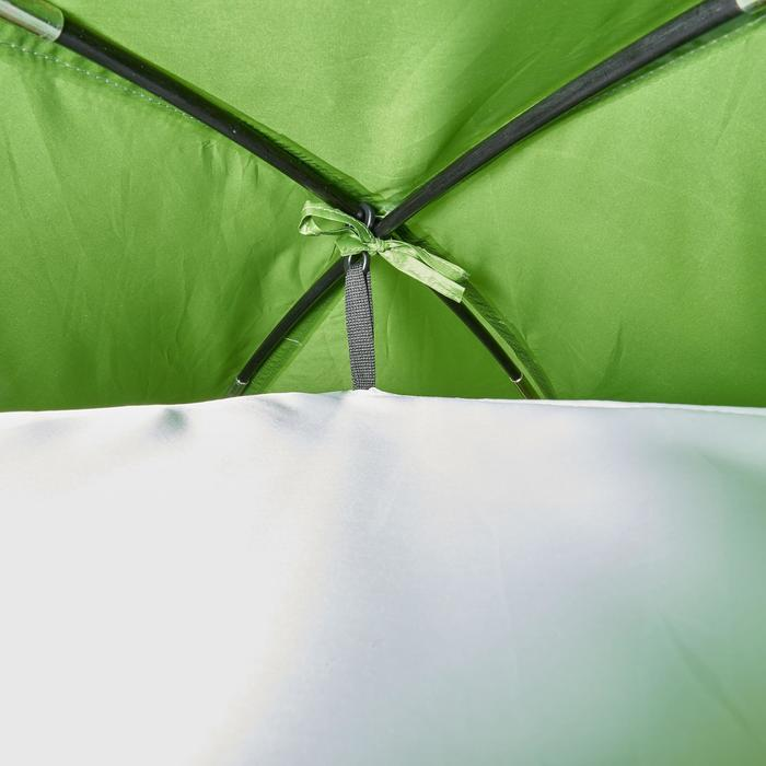 Tente de camping ARPENAZ | 2 personnes verte - 202807