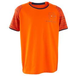 T-shirt Futebol FF100 Criança Holanda