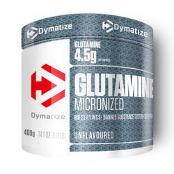 Poudre de Dymatize Glutamine Micronized Powder (400g) Neutre