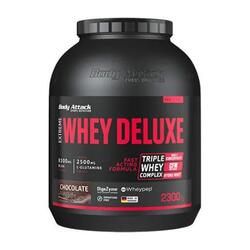 Proteinpulver Body Attack Extreme Whey Deluxe 2,3kg Vanille