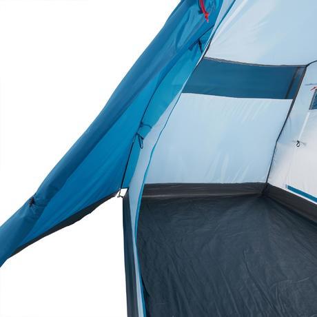 zelt arpenaz f r 2 personen blau quechua. Black Bedroom Furniture Sets. Home Design Ideas