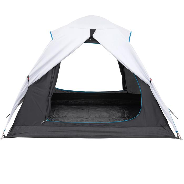 Tente de camping ARPENAZ 3 FRESH&BLACK | 3 personnes blanche - 202830