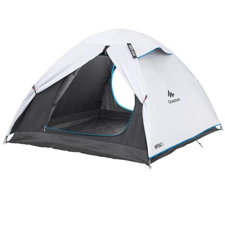 sc 1 st  Quechua & Arpenaz Freshu0026Black 3 Person Camping Tent - White   Quechua