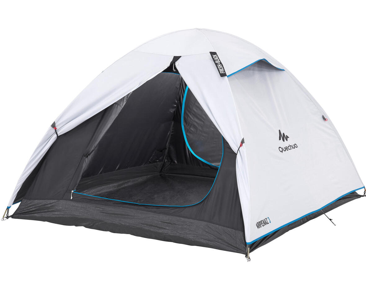 herstellen-boog-tent-arpenaz-3-personen-fresh-and-black-quechua-beschadigd