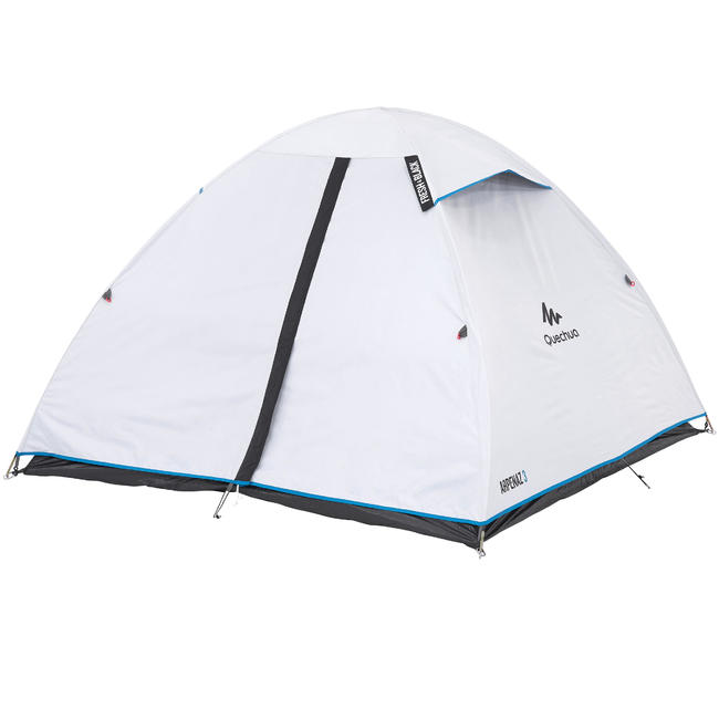 CAMPING TENT ARPENAZ - FRESH&BLACK - 3 PERSON