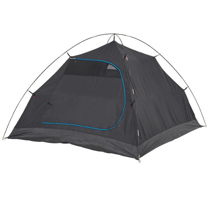 Tente de camping ARPENAZ 3 FRESH&BLACK | 3 personnes blanche - 202842