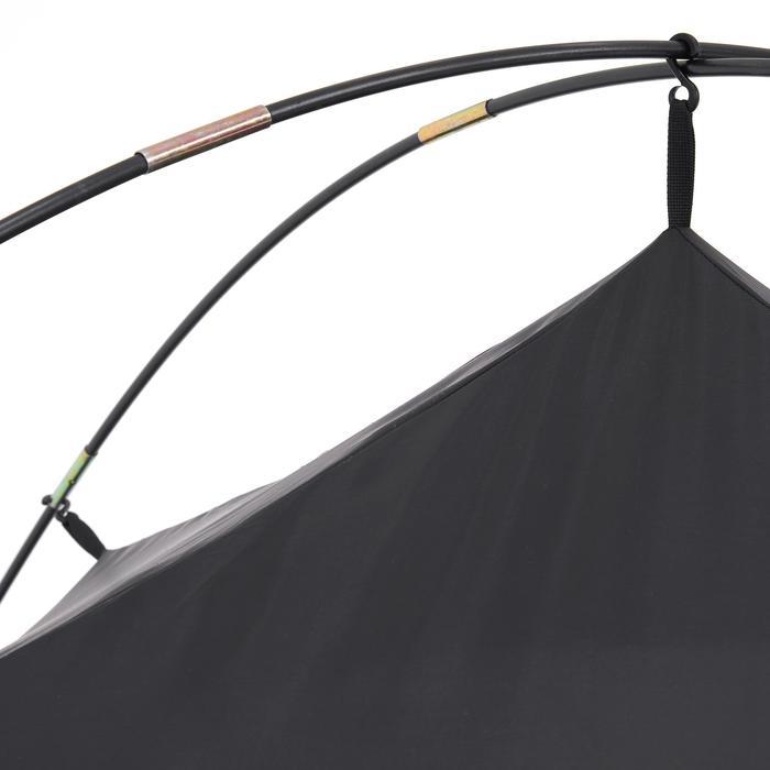 Tente de camping ARPENAZ 3 FRESH&BLACK | 3 personnes blanche - 202843