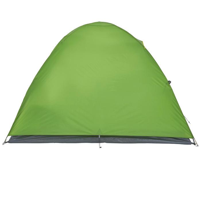 Tente de camping ARPENAZ | 3 personnes verte - 202848