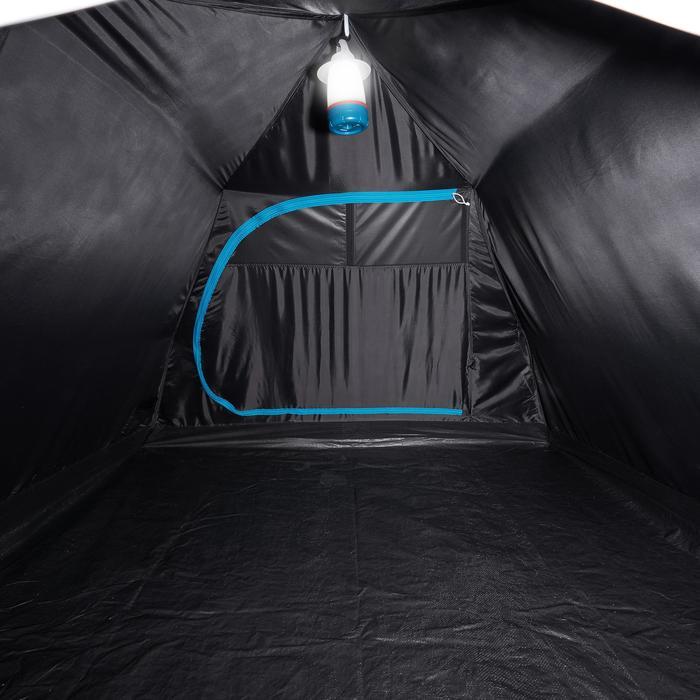 Tente de camping ARPENAZ 3 FRESH&BLACK | 3 personnes blanche - 202850