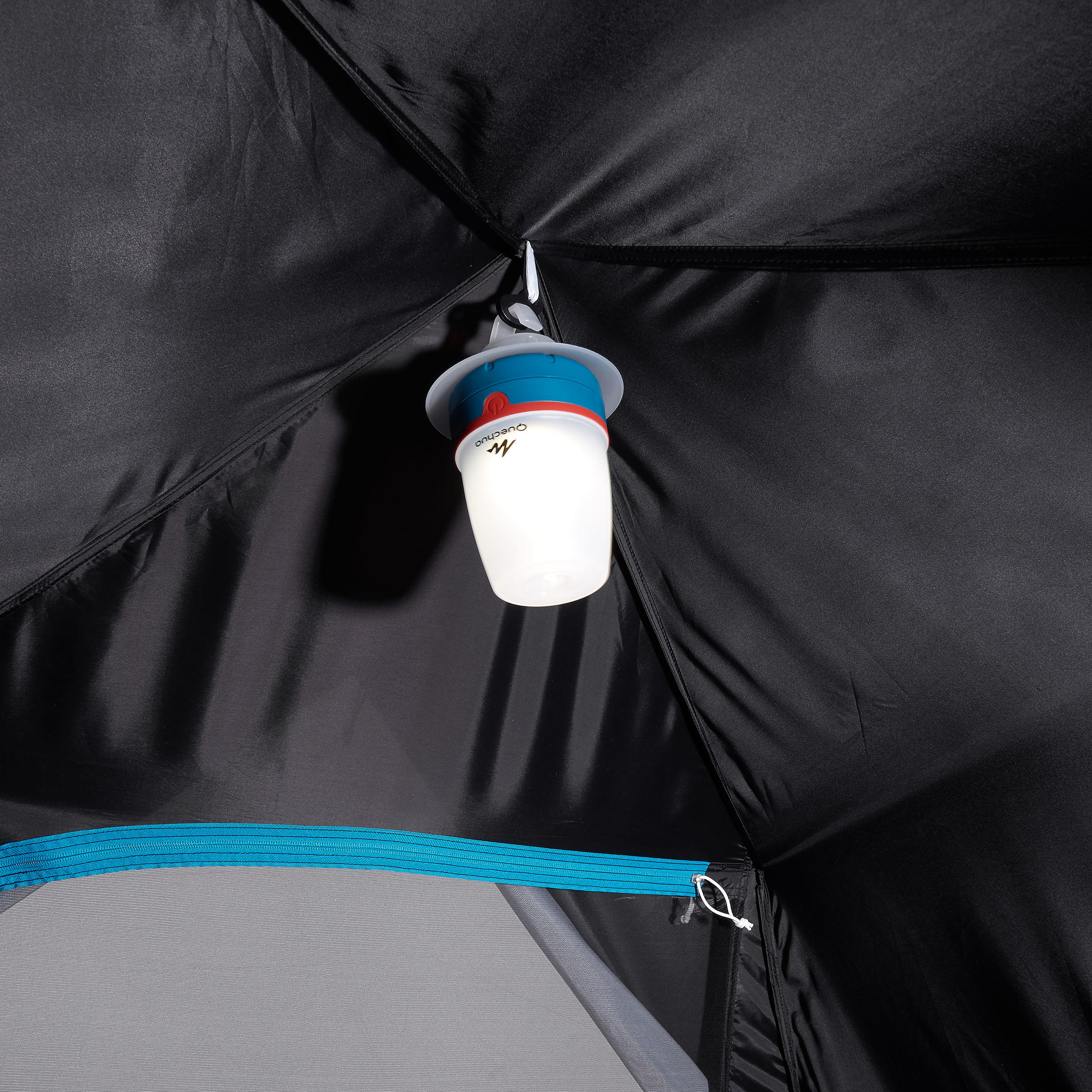 ARPENAZ 3 FRESH&BLACK _PIPE_ 3 person camping tent white