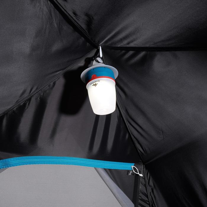 Tente de camping ARPENAZ 3 FRESH&BLACK | 3 personnes blanche - 202852