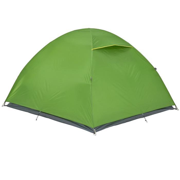Tente de camping ARPENAZ | 3 personnes verte - 202854
